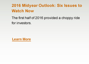 2016 Midyear Outlook